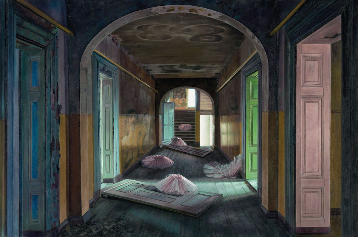 Aris Kalaizis | The empty House (2013)